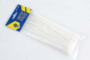 Do Kabli VOREL W-73881 Opaski Plastikowe 75×2,4 Op-100szt 75×2,4