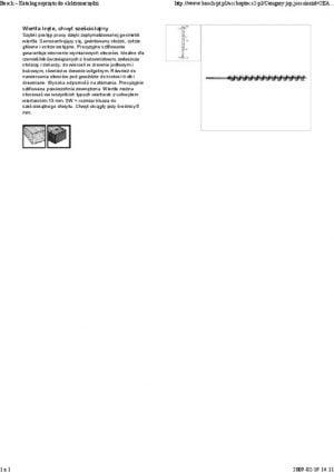 Świdrowe BOSCH 2608597628 WIERTŁO KRĘTE DO DREWNA 14×160/235MM 14×160/235mm