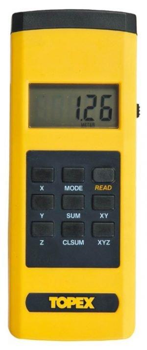 Detektory TOPEX T 31C901 MIERNIK CYFROWY ULTRADŹWIĘKOWY