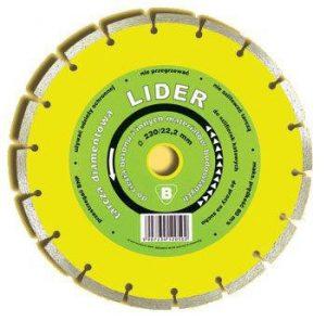 Segmentowe IN CORPORE TD-230 LIDER TARCZA DIAMENTOWA SEGMENTOWA LIDER 230MM 230mm
