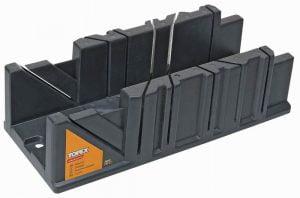 Akcesoria TOPEX T 10A844 SKRZYNKA UCIOSOWA PLASTIKOWA 295x80x70 10a844