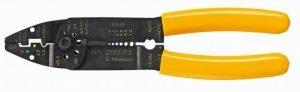 Elektrotechniczne TOPEX T 32D404 SZCZYPCE UNIWERSALNE DO ZACISKANIA KOŃCÓWEK 210MM 2,10mm