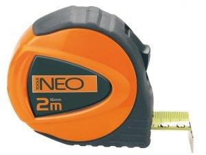 Zwijane NEO TOOLS N67-125 MIARA ZWIJANA 5M/25MM 5m/25mm