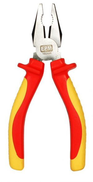 Uniwersalne EPM E-400-0030 KOMBINERKI IZOLOWANE 1000V 160MM 1000v