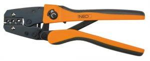 Elektrotechniczne NEO TOOLS N01-502 SZCZYPCE DO ZACISKANIA KOŃCÓWEK 250MM 250mm,