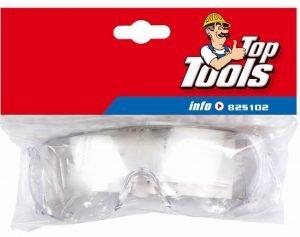 Ochrona oczu TOPEX T 82S102 GOGLE PRZECIWODPRYSKOWE BIAŁE 82s102
