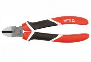 Tnące Boczne YATO YT-1947 SZCZYPCE TNĄCE BOCZNE 160MM 160mm