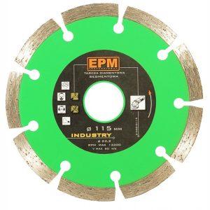 Segmentowe EPM E-550-0150 TARCZA DIAMENTOWA SEGMENTOWA 150MM 1,50mm