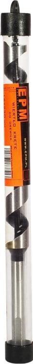Świdrowe EPM E-520-5112 WIERTŁO KRĘTE DO DREWNA 12x460MM 12x460mm