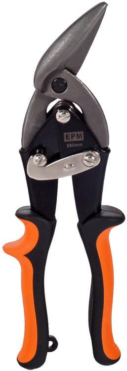 Proste EPM E-410-0002 NOŻYCE DO BLACHY PROSTE CR-V 250 blachy