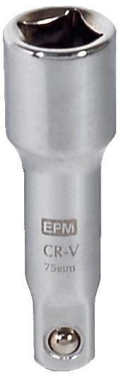 """Przedłużka 1/2"""" EPM E-400-0900 PRZEDŁUŻKA 1/2"""" CR-V 75MM 1/2"""""""
