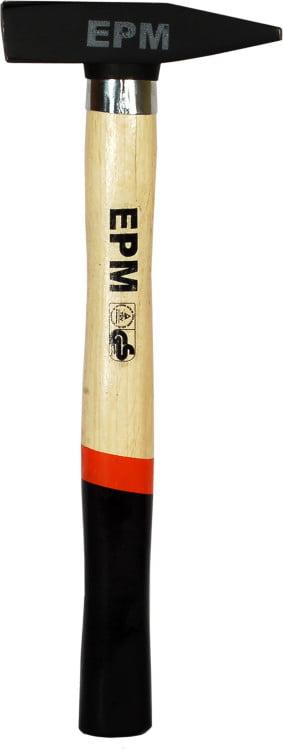 Z Trzonkiem Drewnanym EPM E-420-1100 MŁOTEK ŚLUSARSKI DREWNIANA RĄCZKA 1000G 1000g