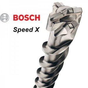 SDS Max BOSCH 2608586771 WIERTŁO SDS-MAX SPEED X 22×400/520MM 22×400/520mm
