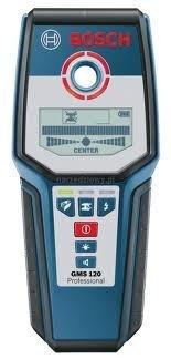 Detektory BOSCH 0601081000 DETEKTOR GMS 120 PROFESSIONAL 0601081000