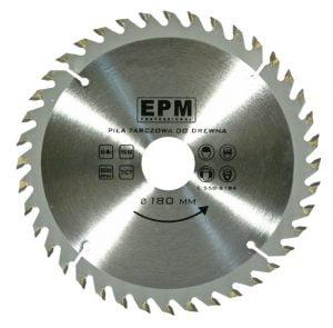 Ze Spiekiem EPM E-550-6154 PIŁA SPIEKOWA 150MM 40 ZĘBÓW 1,50mm