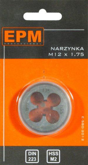 Narzynki EPM E-580-2008 NARZYNKA M8X1.25 e-580-2008