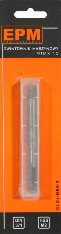 Gwintowniki EPM E-580-1010 GWINTOWNIK MASZYNOWY M10X1.5 e-580-1010