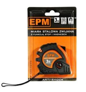 Zwijane EPM E-400-0277 MIARA ZWIJANA ANTI-SHOCK 7.5Mx25MM 7.5mx25mm