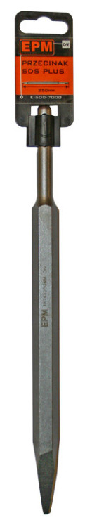 SDS Plus EPM E-500-7000 DŁUTO SZPICAK SDS+ 4x14x250 4x14x250