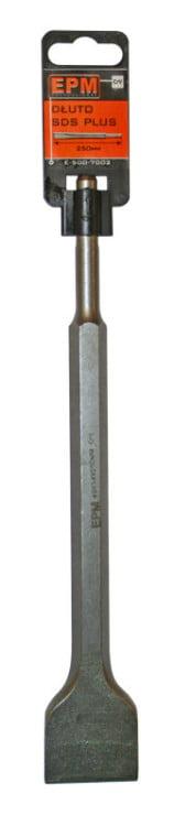 SDS Plus EPM E-500-7002 DŁUTO PŁASKIE SDS+ 40x14x250 40x14x250