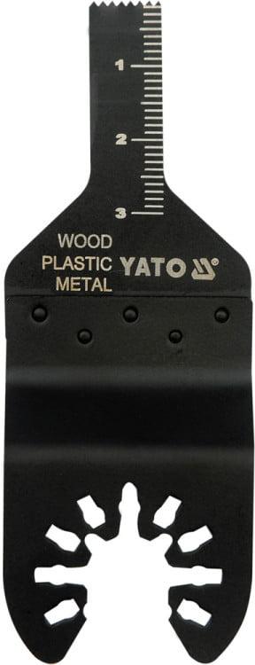 Do Narzędzi Wielofunkcyjnych YATO YT-34683 BRZESZCZOT WGŁĘBNY 10MM DO NARZĘDZIA WIELOFUNKCYJNEGO BIM 10mm