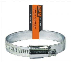 Z Zamkiem Ślimakowym EPM E-620-0110 Opaska Zaciskowa Ocynkowana 90×110/12mm 90×110/12mm