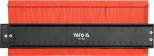 Pozostałe YATO YT-3736 WZORNIK PROFILI 260MM 260mm