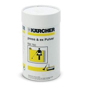 Chemia Gospodarcza KARCHER K-6.290-175 ŚRODEK CZYSZCZĄCY DYWANY–RM 760 PROSZEK 0,8 KG chemia