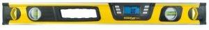 Cyfrowe STANLEY 42-086-0 POZIOMICA FATMAX Z ELEKTRONICZNYM ODCZYTEM 120CM 120cm