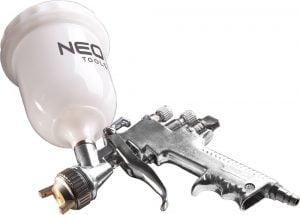 Lakiernicze NEO TOOLS N12-515 PISTOLET LAKIERNICZY Z GÓRNYM ZBIORNIKIEM 0.5 L 1.4MM 1.4mm