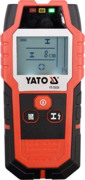Detektory YATO YT-73131 WYKRYWACZ PROFILI I PRZEWODÓW detektory