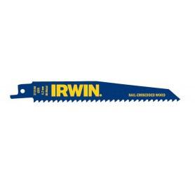 Do Drewna i Metalu IRWIN I-10506429 BRZESZCZOT DO PIŁY SZABLASTEJ 656R 150MM KOMPLET 2 SZT 1,50mm