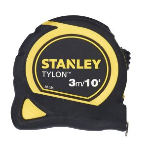 Zwijane STANLEY 30-657-1 MIARA STANLEY TYLON METRYCZNA [L] 8M/25MM 30-657-1