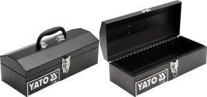 Narzędziowe YATO YT-0882 SKRZYNKA NARZĘDZIOWA 360x150x115MM 360x150x115mm