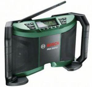 Inne BOSCH 6039B1000 RADIO PRA 10.8 V-LI 0xAh