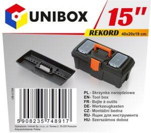 """Narzędziowe UNIBOX UB-U15R SKRZYNKA NARZĘDZIOWA REKORD 15"""" 1,5-"""