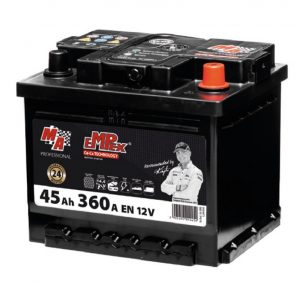 Akcesoria Samochodowe MOJE AUTO 56-008 AKUMULATOR MA PROFESSIONAL EMPEX MAE 545 R 45Ah / 360A / LB1 360a