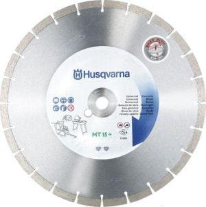 Segmentowe HUSQVARNA HB-579815620 TARCZA DIAMENTOWA 350×25,4 MM MT 15+ 350×25,4