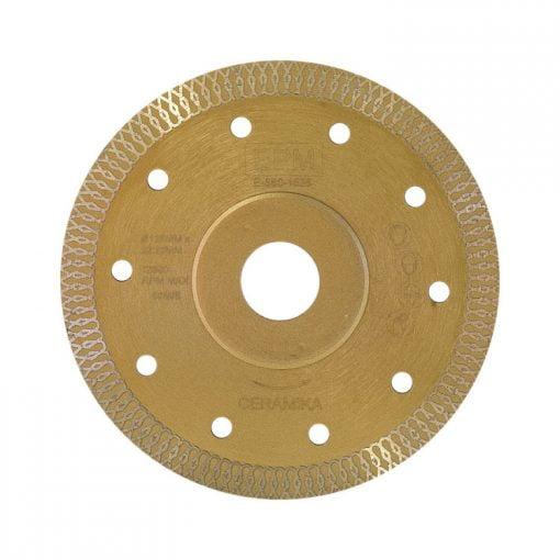 Gładkie EPM E-550-1515 TARCZA DIAMENTOWA CERAMIKA INDUSTRY 115MM 11,5mm