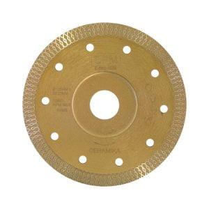 Gładkie EPM E-550-1525 TARCZA DIAMENTOWA CERAMIKA INDUSTRY 125MM 125mm