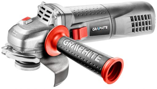 Kątowe GRAPHITE 59G087 SZLIFIERKA KĄTOWA 125MM 900W 125mm