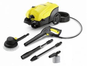 Myjki Ciśnieniowe KARCHER K-1.637-315 MYJKA WYSOKOCIŚNIENIOWA K 4 COMPACT CAR xEU ciśnieniowe