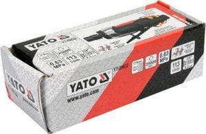 Szlifierki YATO YT-09632 SZLIFIERKA PNEUMATYCZNA PROSTA 6MM pneumatyczna,