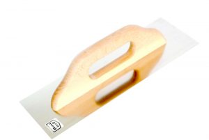 Uchwyt Drewniany EPM E-323-6380 PACA NIERDZEWNA GŁADKA UCHWYT DREWNIANY 380x130MM 380x130mm