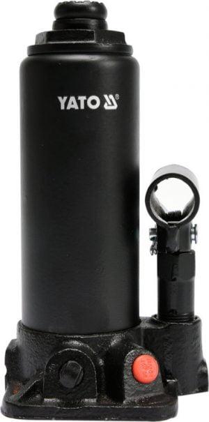Podnośniki YATO YT-17001 PODNOŚNIK HYDRAULICZNY SŁUPKOWY 3T hydrauliczny