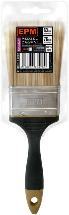 "Angielskie EPM E-300-1232 PĘDZEL ANGIELSKI PŁASKI MAGNAT 50MM 2"" 2."""