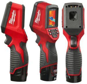 Detektory MILWAUKEE 4933451387 KAMERA TERMOWIZYJNA M12TD-201B 4933451387