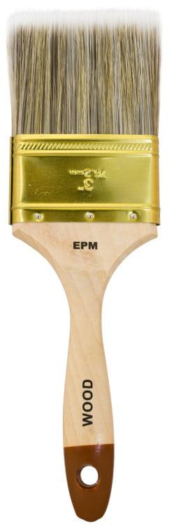 """Angielskie EPM E-300-1209 PĘDZEL ANGIELSKI PŁASKI WOOD 76MM – 3"""" –"""