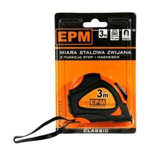Zwijane EPM E-400-0268 MIARA ZWIJANA CLASSIC 8Mx25MM 8mx25mm