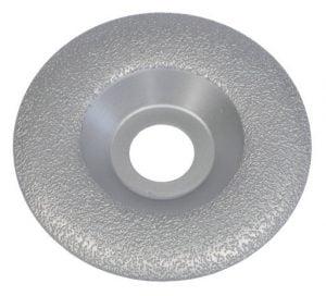 Gładkie IN CORPORE TD-100 ZD WZ DYSK SZLIFUJĄCY WYOBLONY ZGRUBNY ZDZIER 100MM 10,0mm